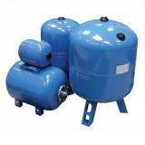 Мембранные баки для водоснабжения (гидроаккумуляторы)