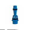 "Clack инжектор V1/V125 для корпуса 12"" синий"