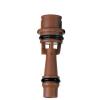 "Clack инжектор V1/V125 для корпуса 7"" коричневый"