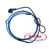 Саморегулирующийся нагревательный кабель 10 MSR-PF (2м, с сальником)