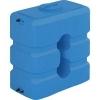 Бак для воды ATP-1000 (синий) с поплавком