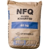 Гравий NFQ 0,1-0,6 мм(кварц зернистый, мешок 25 кг)
